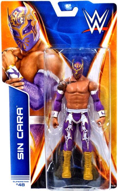 WWE Wrestling Series 42 Sin Cara Action Figure #48