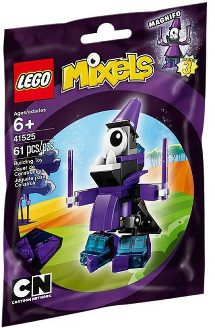 LEGO Mixels Series 3 MAGNIFO Set #41525