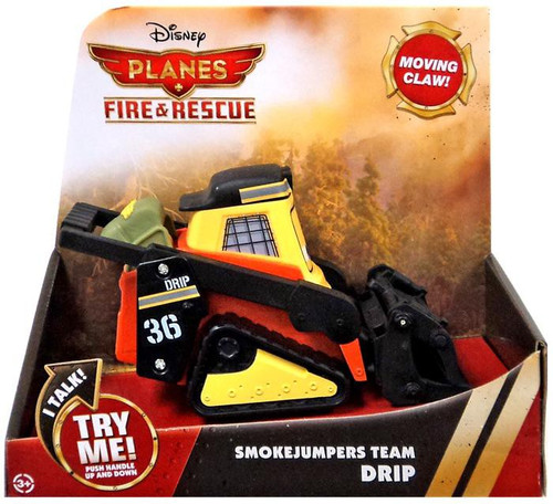 Disney Planes Fire & Rescue Smokejumpers Team Drip