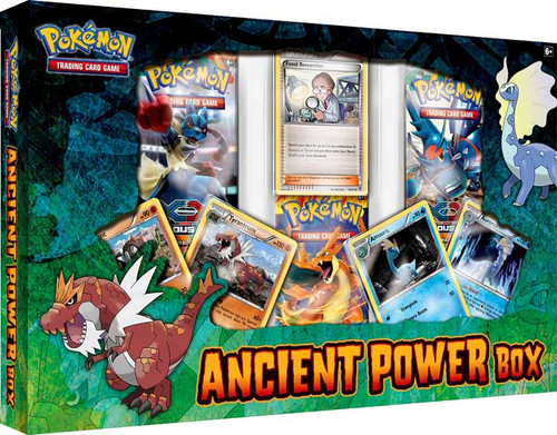 Pokemon Trading Card Game XY Ancient Power Box Set