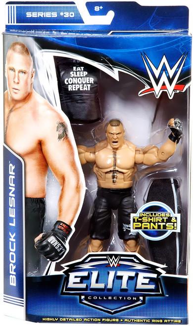 WWE Wrestling Elite Collection Series 30 Brock Lesnar Action Figure