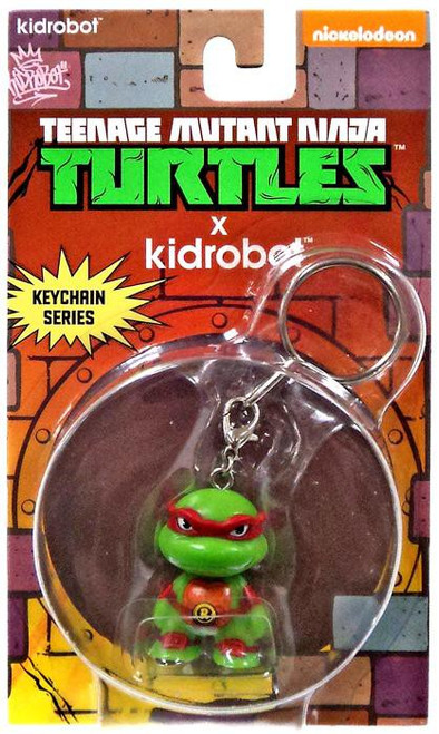 Teenage Mutant Ninja Turtles Nickelodeon Raphael 1.5-Inch Keychain