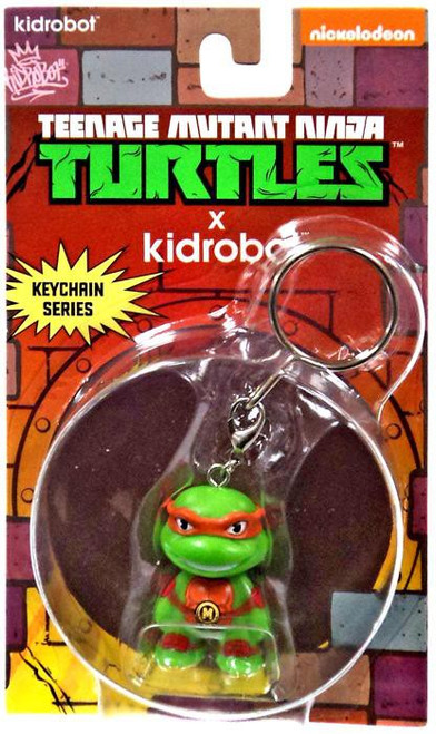 Teenage Mutant Ninja Turtles Nickelodeon Michelangelo 1.5-Inch Keychain