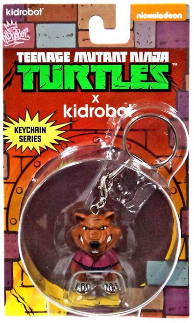 Teenage Mutant Ninja Turtles Nickelodeon Splinter 1.5-Inch Keychain