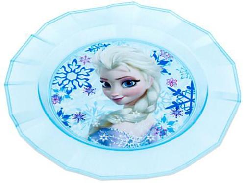 Disney Frozen Frozen Meal Time Magic Collection Elsa Plate Exclusive