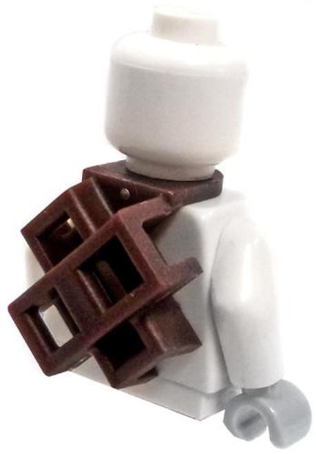 LEGO Brown Sheath for Two Katana Swords #3 [Loose]