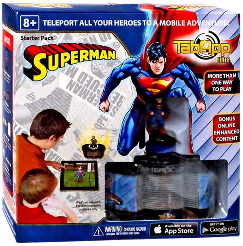 DC HeroClix TabApp Elite Superman Starter Pack