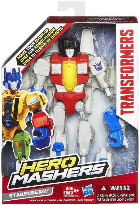 Transformers Hero Mashers Starscream Action Figure