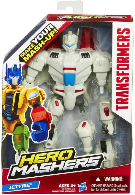 Transformers Hero Mashers Jetfire Action Figure