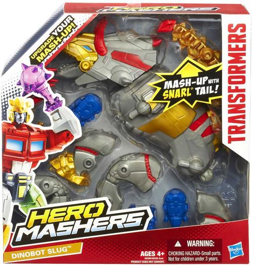 Transformers Hero Mashers Battle Upgrades Dinobot Slug Action Figure
