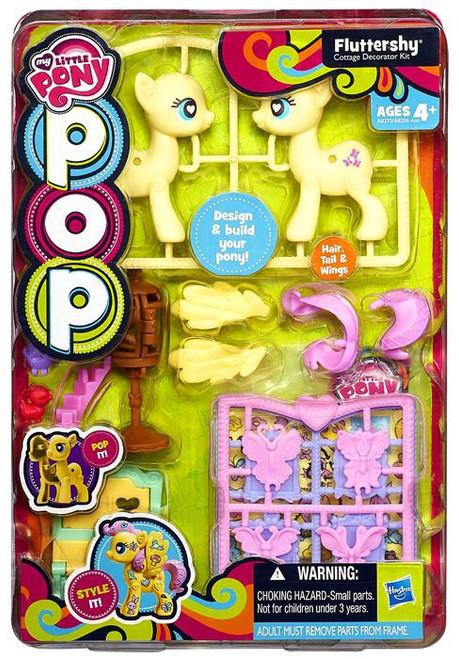 My Little Pony Pop Create a Pony Fluttershy Decorator Kit