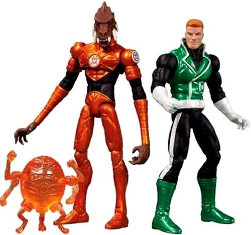 DC Super Heroes Guy Gardner & Larfleeze Exclusive Action Figure 2-Pack [Convention Exclusive]