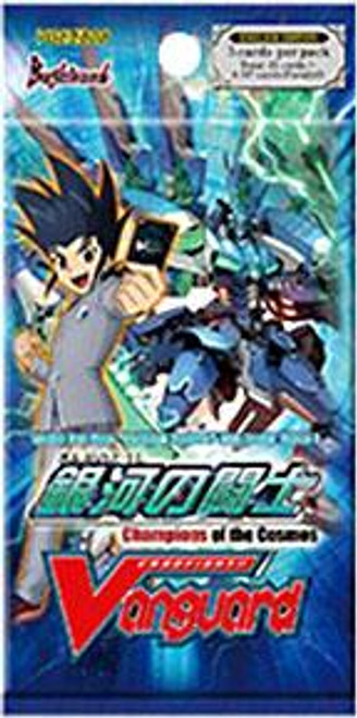 Cardfight Vanguard Champions of the Cosmos Booster Pack VGE-EB08