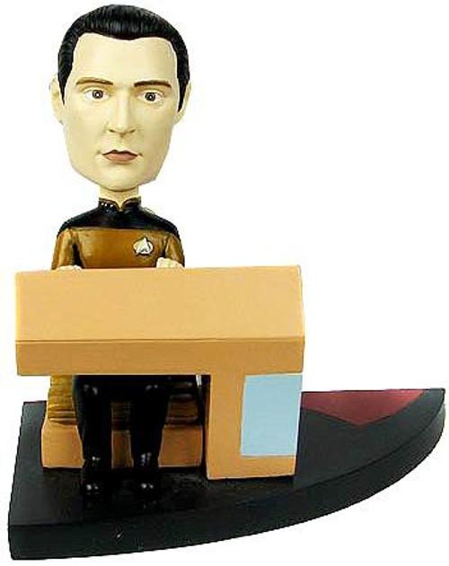 Star Trek: The Next Generation Build a Bridge Data 7-Inch Bobble Head