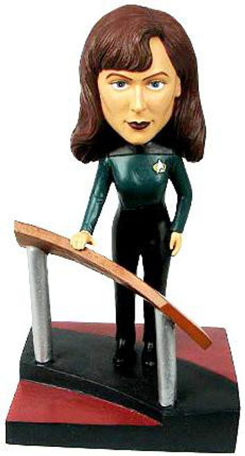 Star Trek: The Next Generation Build a Bridge Dr. Beverly Crusher 7-Inch Bobble Head