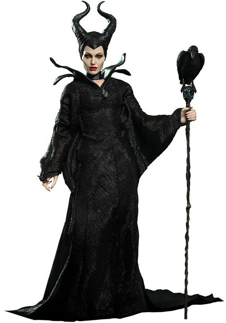 Movie Masterpiece Maleficent Collectible Figure