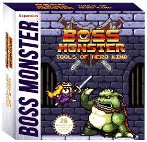 Boss Monster Tools of Hero-Kind Card Game Expansion
