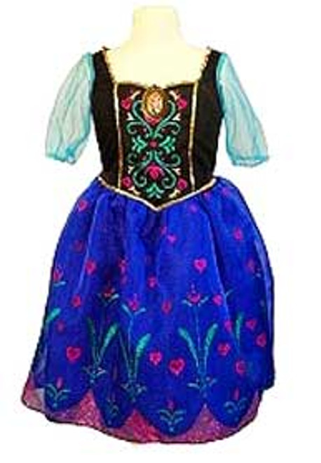 Disney Frozen Anna Dress Up Toy