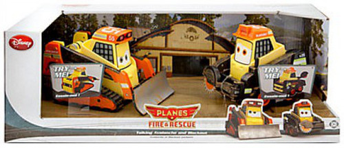 Disney Planes Fire & Rescue Avalanche & Blackout Exclusive Vehicle 2-Pack