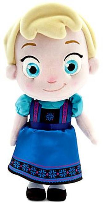 Disney Frozen Toddler Elsa Exclusive 12-Inch Medium Plush