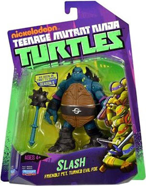 Teenage Mutant Ninja Turtles Nickelodeon Slash Action Figure
