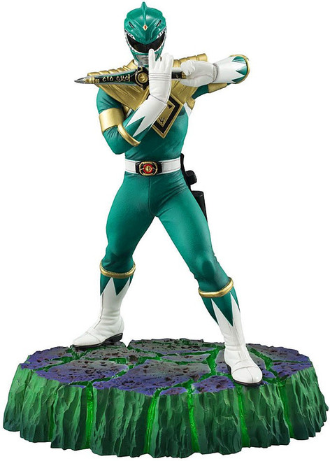 Power Rangers Mighty Morphin Figuarts Zero Green Ranger Statue