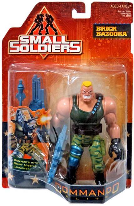 Small Soldiers Commando Elite Brick Bazooka Action Figure