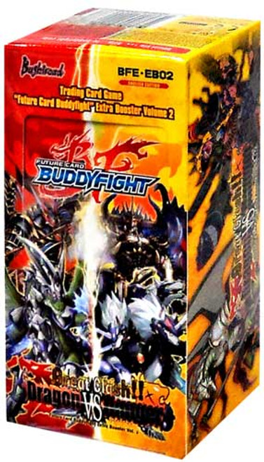 Future Card BuddyFight Trading Card Game Great Clash!! Dragon VS Danger Great Clash!! Dragon vs. Danger Extra Booster Box [15 Packs]