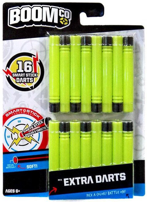 BOOMco Extra Darts Roleplay Toy [Green & Black]