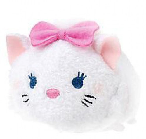 Disney Tsum Tsum Marie Exclusive 3.5-Inch Mini Plush