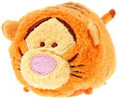 Disney Tsum Tsum Winnie the Pooh Tigger Exclusive 3.5-Inch Mini Plush