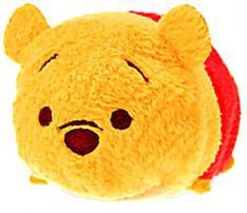 Disney Tsum Tsum Winnie the Pooh Exclusive 3.5-Inch Mini Plush