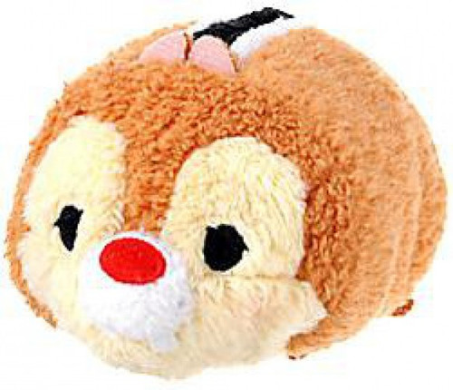 Disney Tsum Tsum Bambi Dale Exclusive 3.5-Inch Mini Plush
