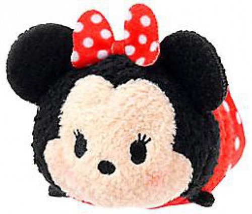 Disney Tsum Tsum Mickey & Friends Minnie Mouse Exclusive 3.5-Inch Mini Plush
