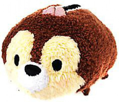 Disney Tsum Tsum Bambi Chip Exclusive 3.5-Inch Mini Plush