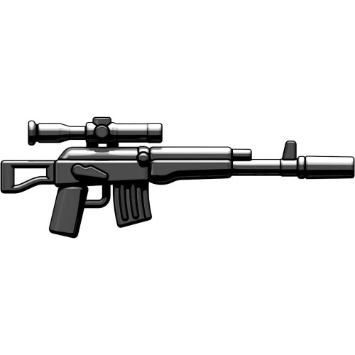 BrickArms AK-SV 2.5-Inch [Black]