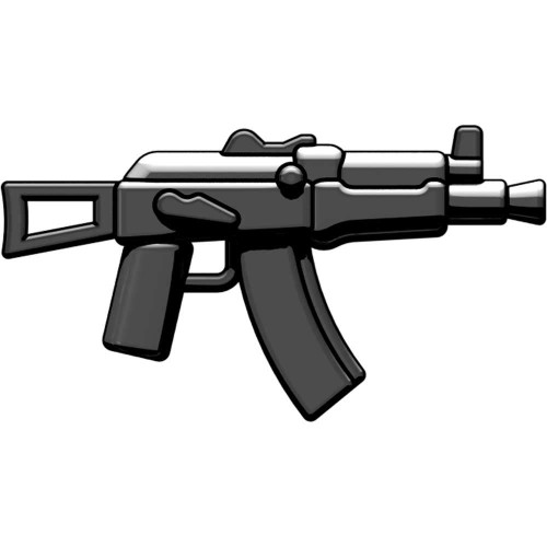 BrickArms AKS-74U 2.5-Inch [Black]