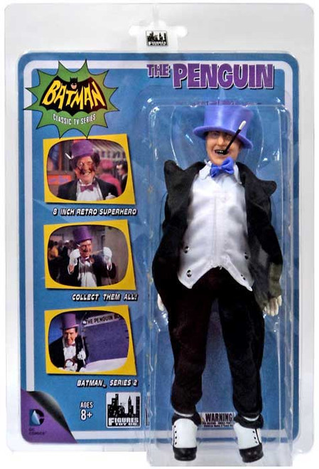 Batman 1966 TV Series Classic TV Series 2 The Penguin Action Figure