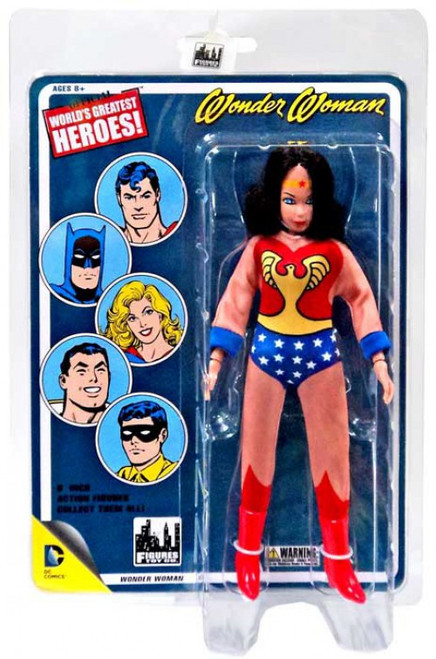 DC World's Greatest Heroes Wonder Woman Action Figure