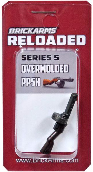 BrickArms Reloaded Series 5 Weapons PPSH 2.5-Inch [Overmolded]