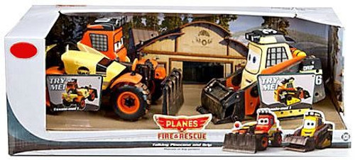 Disney Planes Fire & Rescue Pinecone & Drip Exclusive Playset