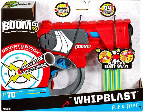 BOOMco Whipblast Blaster Roleplay Toy