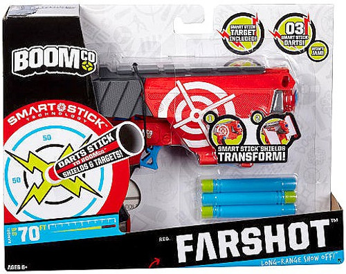 BOOMco Farshot Blaster Roleplay Toy