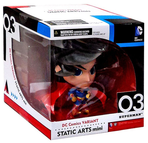 DC Universe Variants Static Arts Superman 6-Inch Minifigure