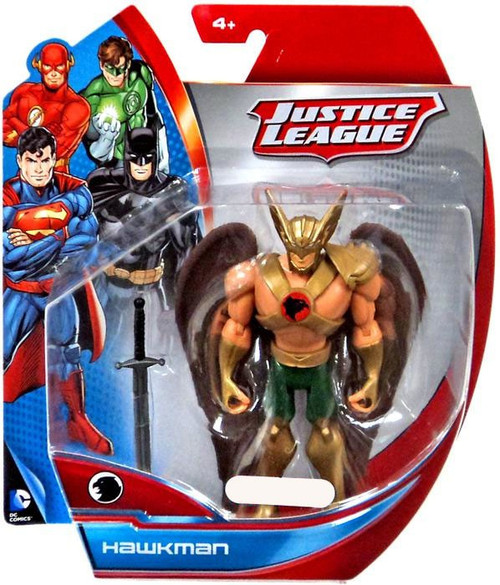 DC Justice League Hawkman Exclusive Action Figure