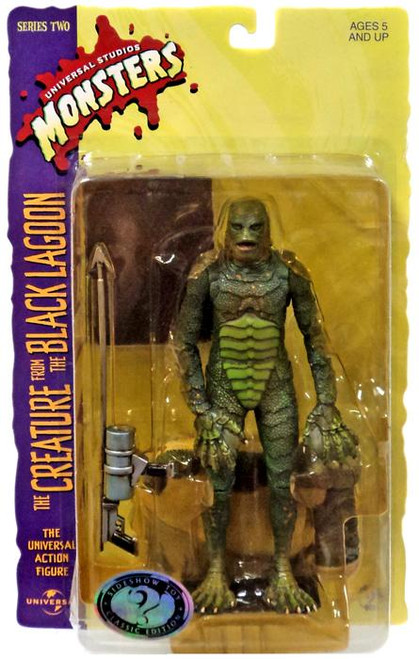 Universal Monsters Creature from the Black Lagoon Series 2 The Creature Action Figure