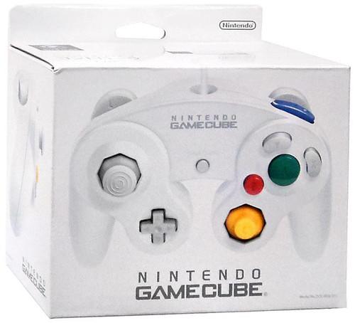 Nintendo Gamecube Video Game Controller [White]
