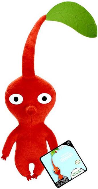 World of Nintendo Red Pikmin 7-Inch Plush