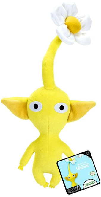 World of Nintendo Yellow Pikmin 7-Inch Plush