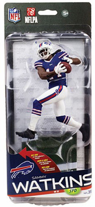 McFarlane Toys NFL Buffalo Bills Sports Picks Series 35 Sammy Watkins Exclusive Action Figure
